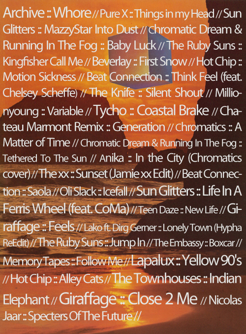 tracklist24-2-13