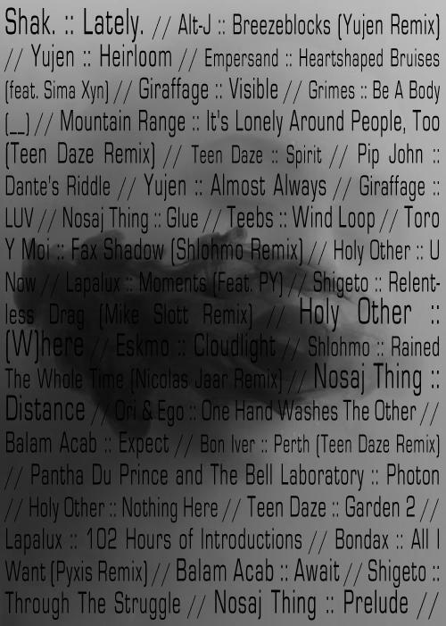 tracklist17-3-13