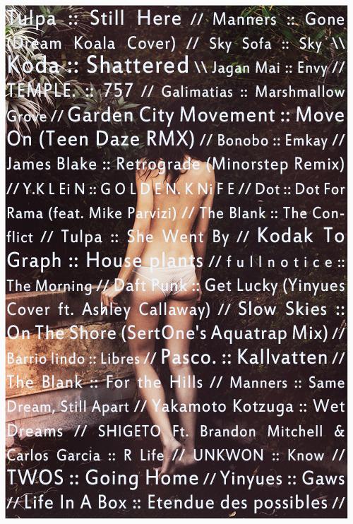 tracklist30-6-13